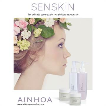 Senskin Hydrating Cream Sachette 20 x 2 ml.