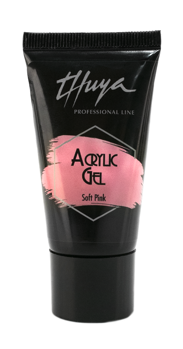 Acrylic Gel Soft Pink