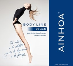 Body Line Upgrade Plakat/Gulvstander